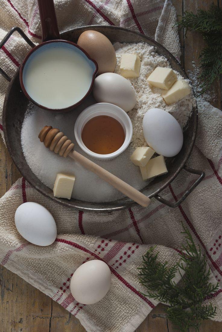 Strufolli ingredients