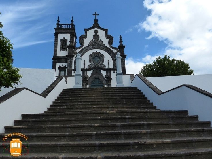 Sao Miguel's biggest city has many things to see and many places to go - visit the beautiful Ermida da Mãe de Deus.