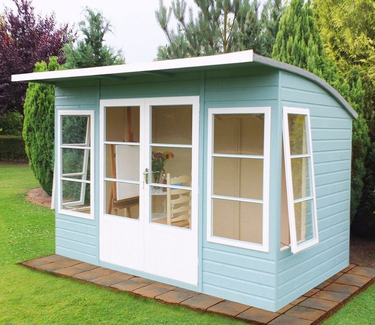 Best Shire Orchid 10 X 6 Ft Summerhouse Roof Architecture 400 x 300