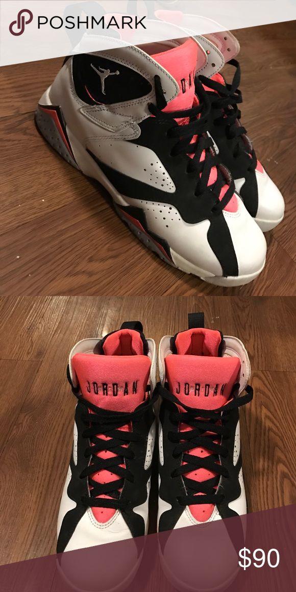 Jordan retro 7 Jordan's Jordan Shoes Athletic Shoes