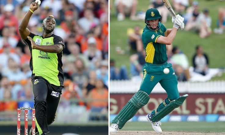 Chris Morris vs Andre Russell: The Game of Allrounders!