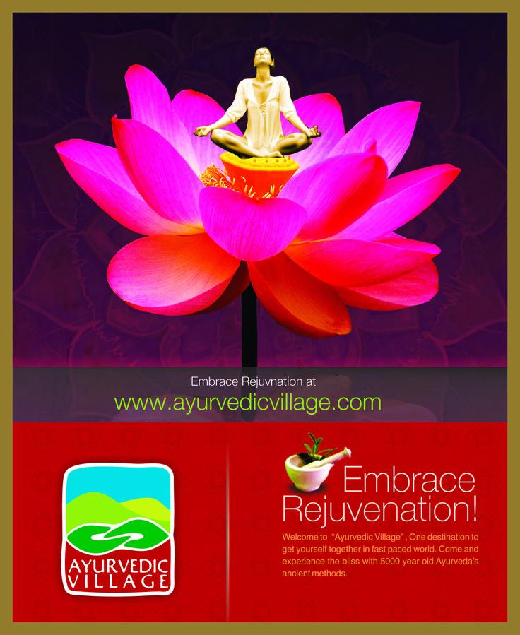 Embrace Health at  www.ayurvedicvillage.com