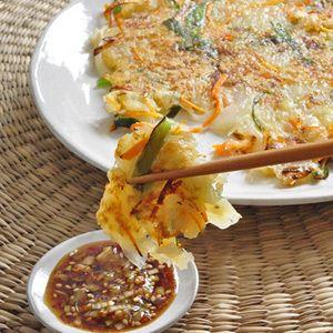 じゃがいものチチミ、ガムジャジョン+by+ぐつぐつさん+|+レシピブログ+-+料理ブログのレシピ満載! 小麦粉いらず美味しいチチミが??しかもジャガイモの香ばしい風味ともちっりとした食感はまさに絶品!!