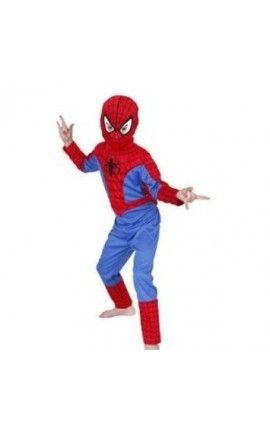 Disfraz Spiderman Niño - Disfraces para Niños- Disfraces Gamar