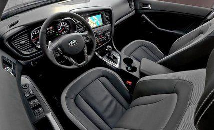 2011 Kia Optima SX Turbo Test – Review – Car and Driver