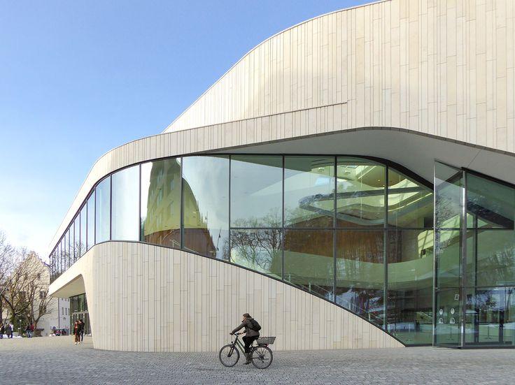 Gallery - Montforthaus in Feldkirch / HASCHER JEHLE Architektur + mitiska wäger…