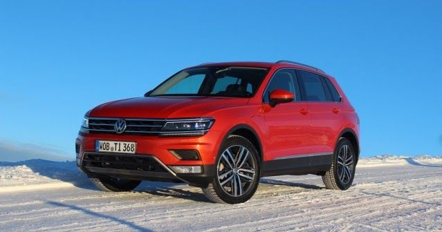 2018 VW Tiguan Specs, Performance, Price, Release date