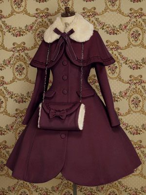 1860s inspired - I found where it used to be sold but not available any more http://www.marymagdalene.jp/contents/outwear/223/0401/
