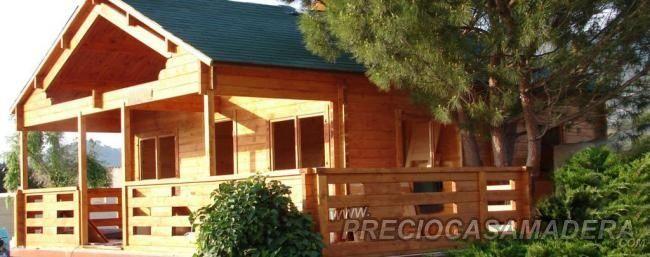 ¿Casa de madera en kit? - Casas de Madera y bungalows en Tarragona   Diseños a medida