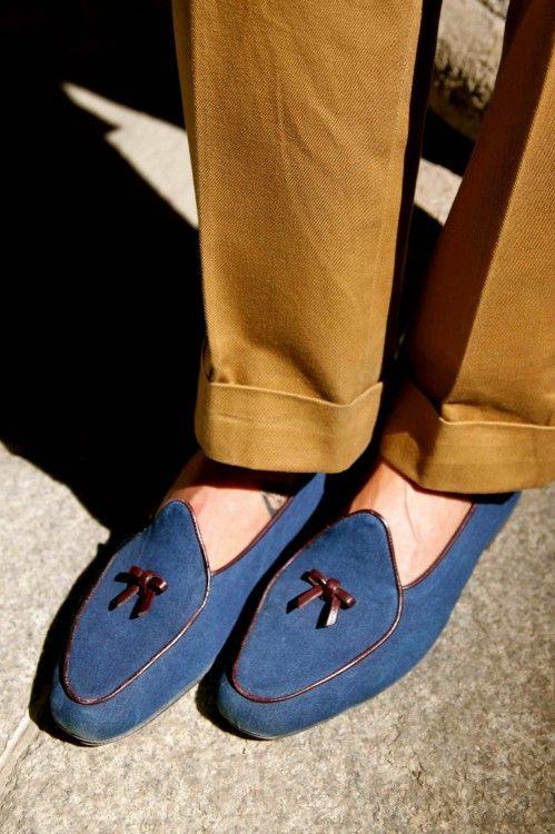 Belgian Loafers