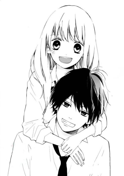 17 best ideas about manga couple on pinterest anime - Image manga couple ...
