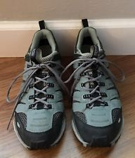 Womens Patagonia Shoes Release Goretex Feather Grey T80376 Size 7.5