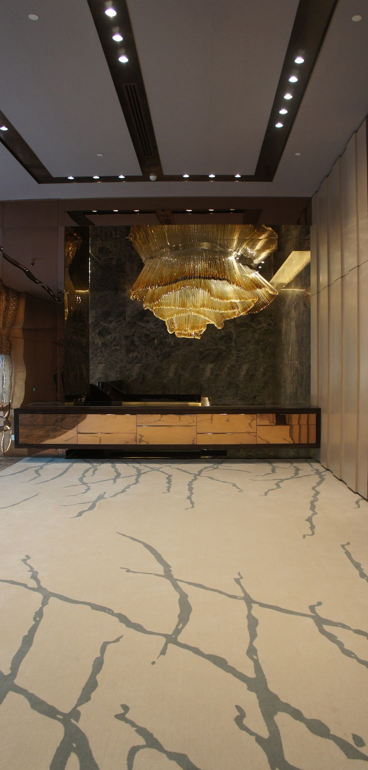 Interior lighting fixtures - Reception Area Love The Modern Carpeting Recessed Lighting Fixture Above The Reception Bar