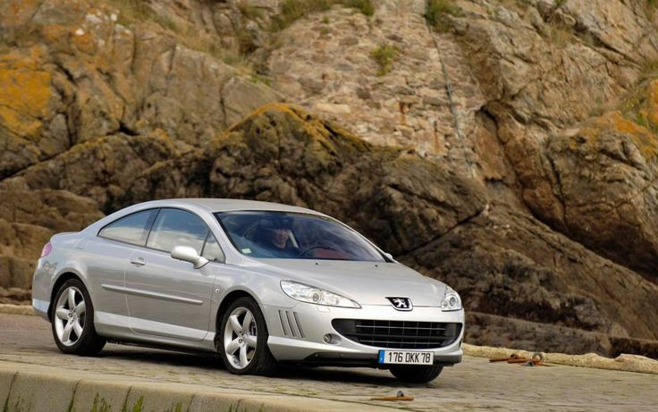 Peugeot 407 Coupe tuning - http://autotras.com