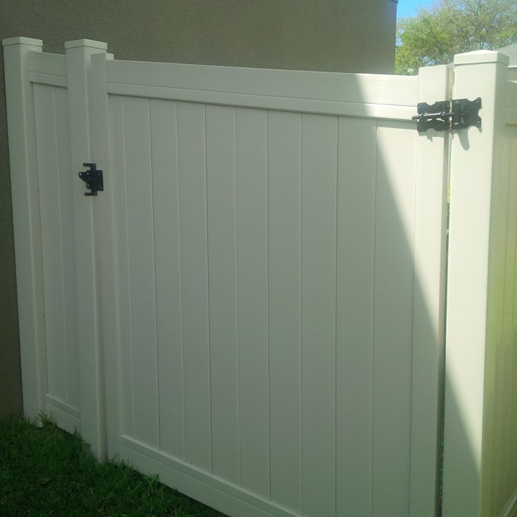 Vision Outdoor PVC Fence