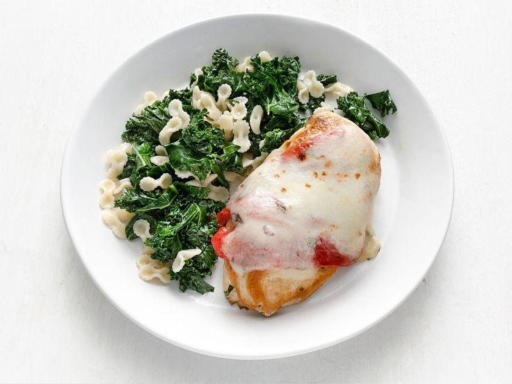 The 25 best chicken pasta recipe food network ideas on pinterest cheesy chicken with kale pasta forumfinder Gallery