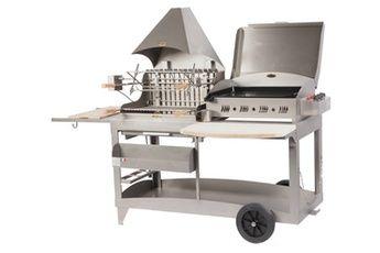 Barbecue grande largeur Le Marquier MENDY ALDE BAP3321 I- 2890 euros
