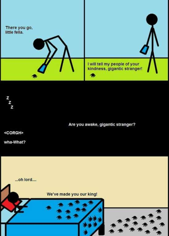 This is why I kill spiders.   http://ift.tt/1RczrPq via /r/funny http://ift.tt/1Sa2Kaf  funny pictures