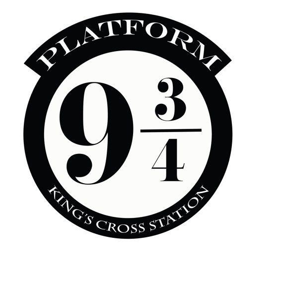 Gratifying image with regard to platform 9 3 4 sign printable
