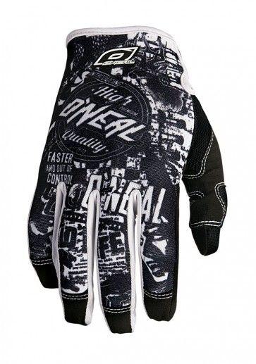 2015 O'Neal Youth Jump Pistons Dirt Bike Off-Road ATV Quad Gear Motocross Gloves