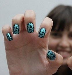 Konad DIY Stamping Nail Art - Tutorials with supply links!  Konad is addictive...  ;)