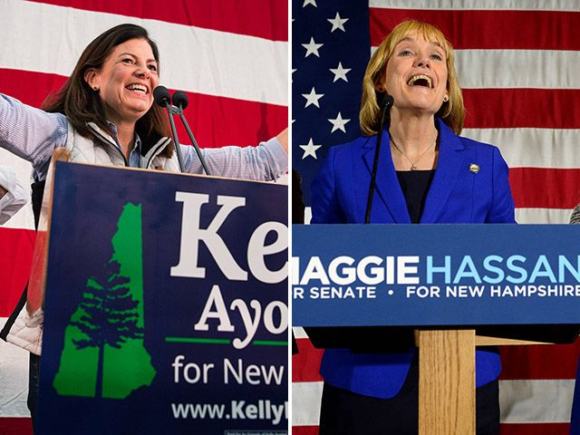 Kobach: It Appears Out-of-State Voters Changed Outcome of New Hampshire U.S. Senate Race