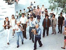 Sifnos wedding music
