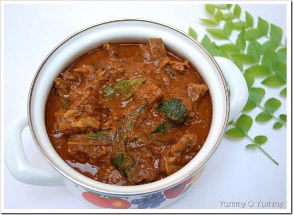 Mutton Curry   Yummy O Yummy