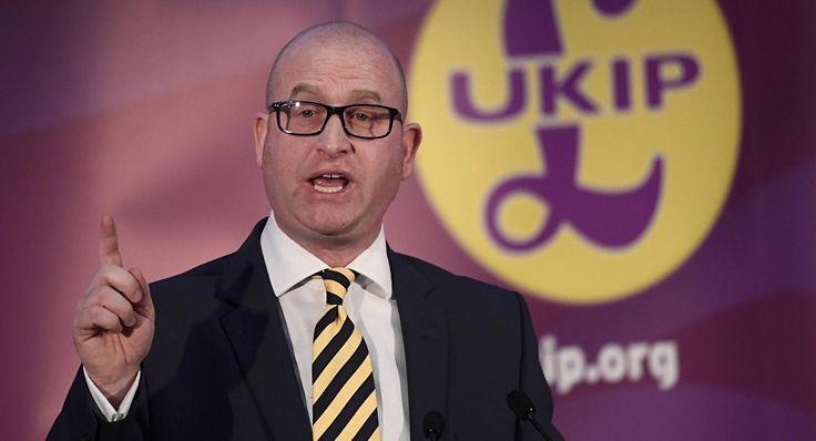Pro-Russian Twitter Bots convey Targeted UKIP