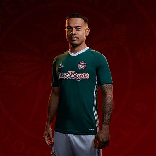New Club Logo - Brentford FC 17-18 Home & Away Kits Released - Footy Headlines
