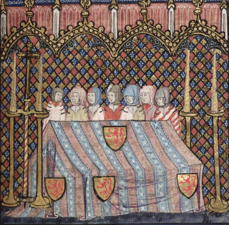 Bodleian Library MS. Bodl. 264, The Romance of Alexander in French verse, 1338-44; 193r