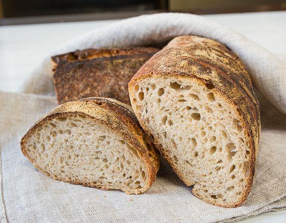Наконец-то! Наконец у меня дошли руки до домашнего хлеба на закваске. Уже сегодня вечером я поделюсь первым рецептом из хлебной серии, а пока ловите технологию выращивания пшеничной закваски, если у вас ее еще нет.Процесс этот довольно длительный - выращивание занимает около 5 дней. Но результат несомненно того стоит. Вооружайтесь ржаной и пшеничной мукой, весами и [...]