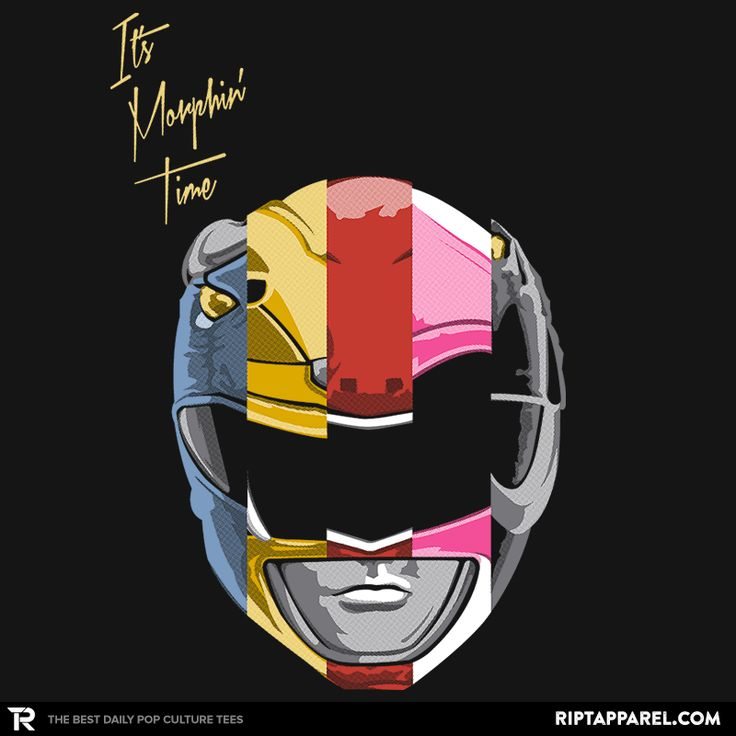 Daft Rangers T-Shirt - Power Rangers T-Shirt is $11 today at Ript!