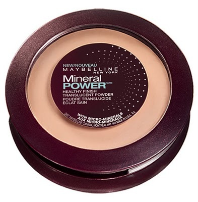 REVIEW: Maybelline Mineral Pressed Powder | LUUUX