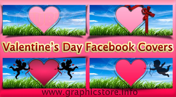 Valentine's Day Facebook Covers | silviubacky