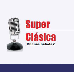 Super Clásica pretende mantener vivo el legado de musica romántica y con su difusión brindar a sus oyentes gran parte de ese tesoro que las emisoras tradicionales han dejado de programar.