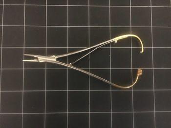 Hu-Friedy NH-5076 Mathieu Perma Sharp Needle Holder