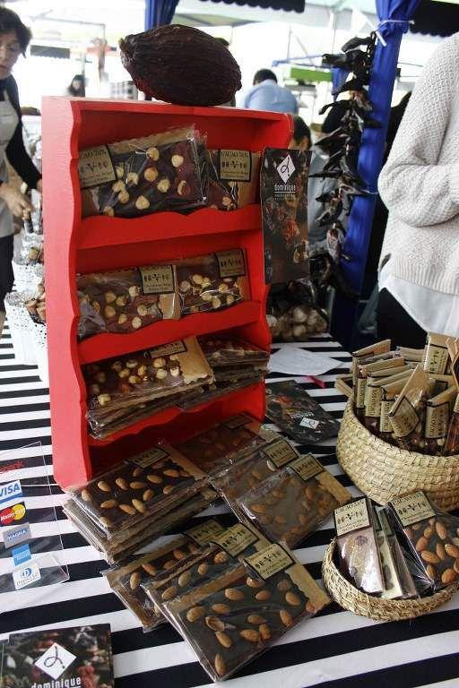 Chocolateria Belge Dominique en Puerto Varas, Chile
