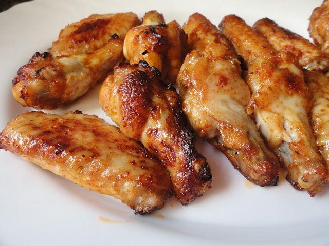 Mari Recetas : Alitas de pollo al horno