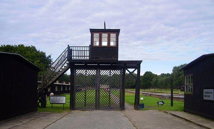 Muzeum Stuthoff w Sztutowie w Sztutowo  Former Nazi Camp at Stutthof  Muzeum Stutthof