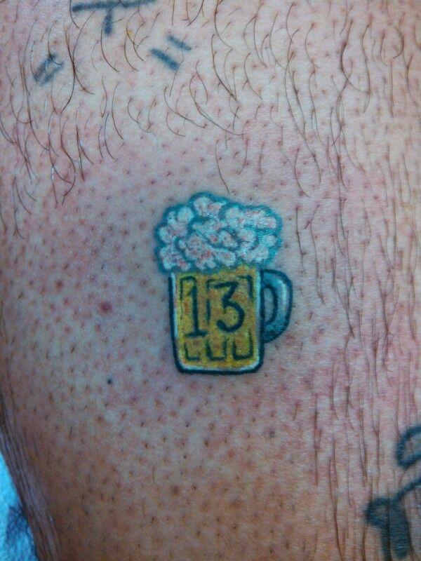 friday 13th beer mug tattoo by seimonster   balboa tattoo