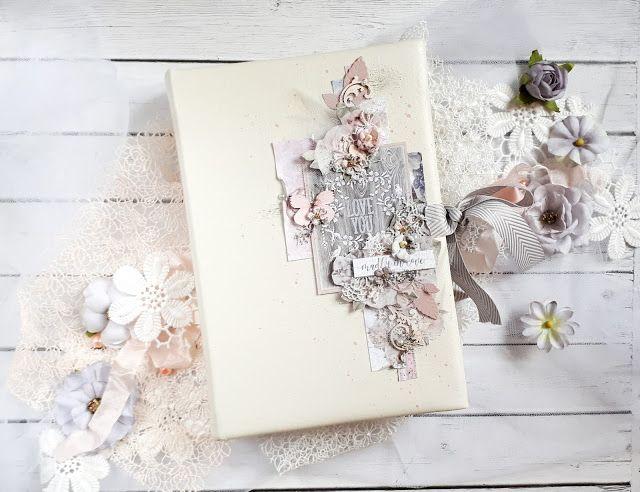 Фабрика 212: Свадебный альбом от Ксении Весниной