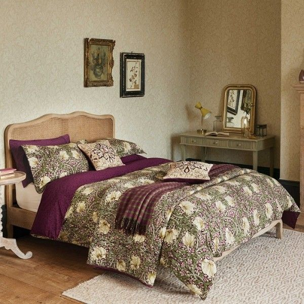 28 Best William Morris Bedding Morris Amp Co Bedding