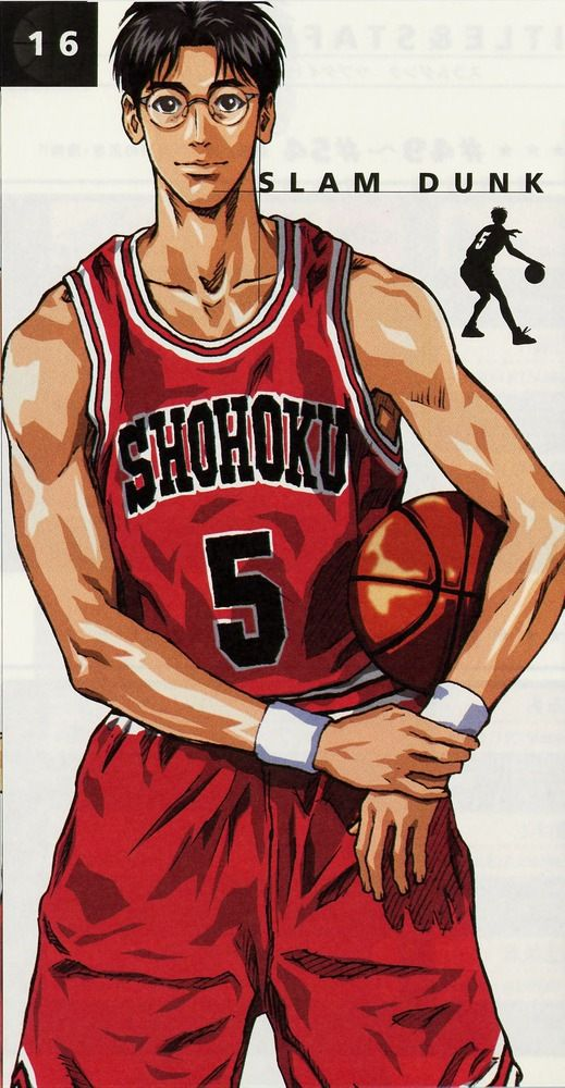 slam dunk anime | Tumblr