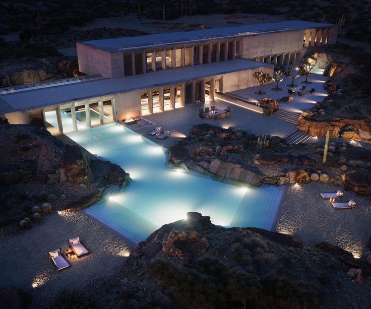 Hunter House - Ronen Bekerman - 3D Architectural Visualization & Rendering Blog