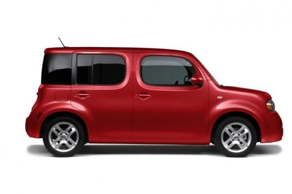 nissan cube, car, cars, designs, vehicles, red