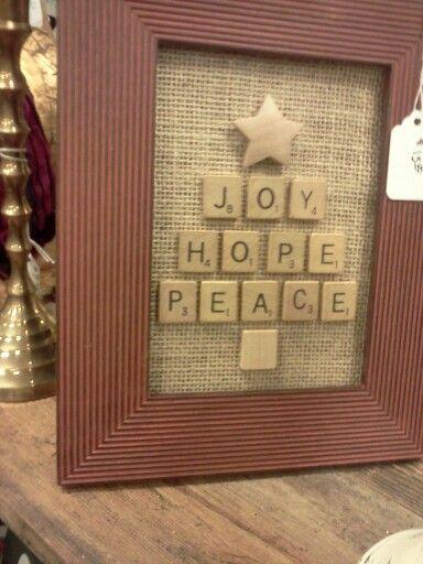 Scrabble tiles & frames                                                                                                                                                                                 More