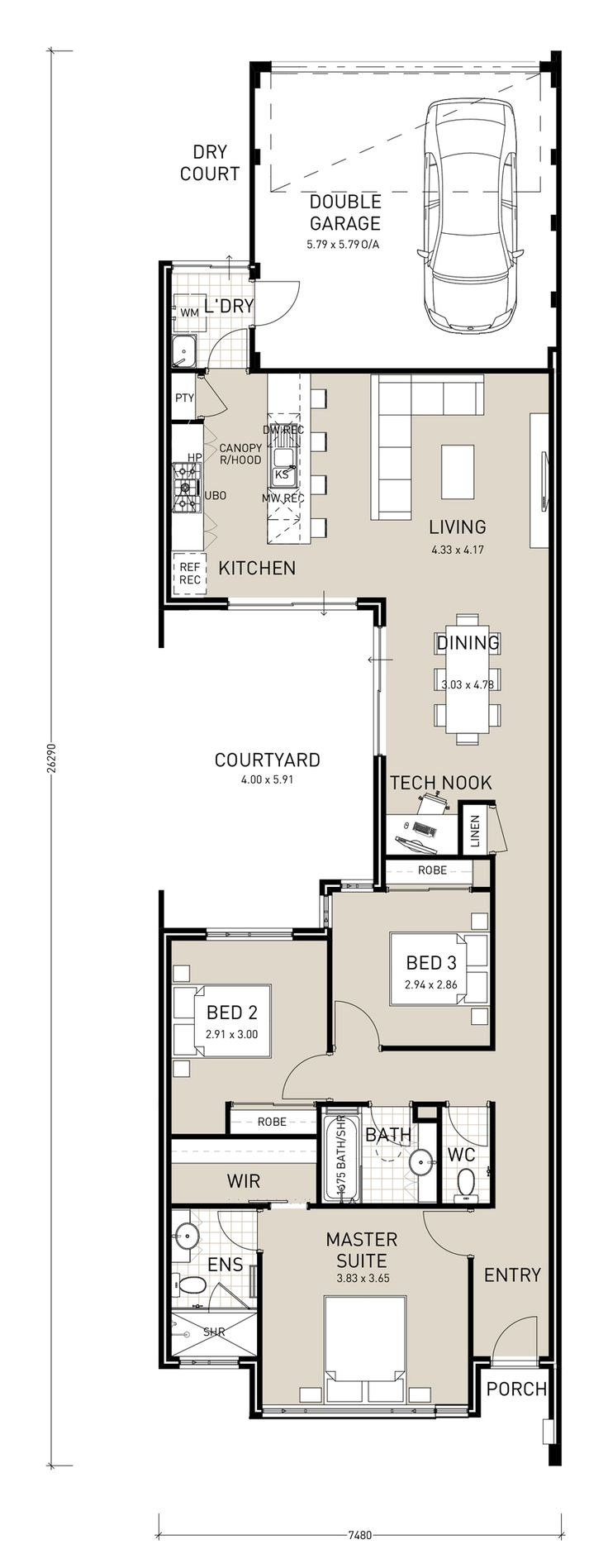 beautiful long skinny house plans contemporary 3d house designs centro premium narrow lot plans pinterest ranges and display
