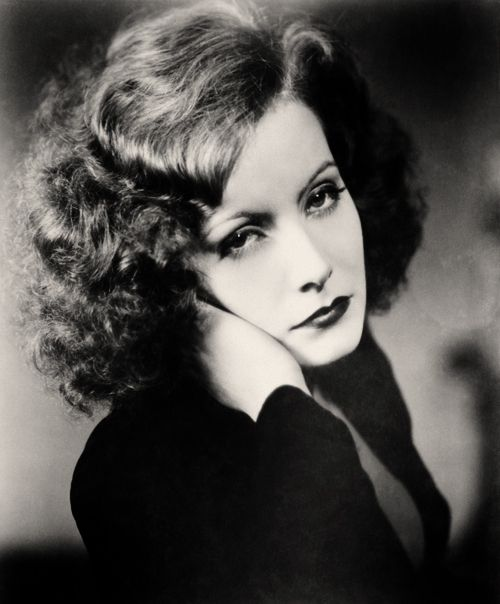 """Every one of us lives his life just once; if we are honest, to live once is enough."" Greta Garbo."