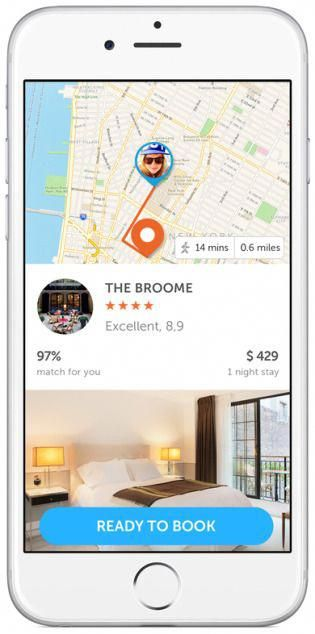 Booking Last Minute Hotel Deals Gone Mobile Offered By Priceline